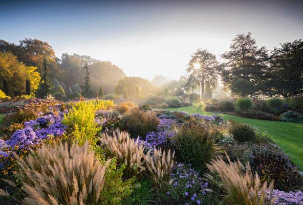 Летний сад в Брессингеме
