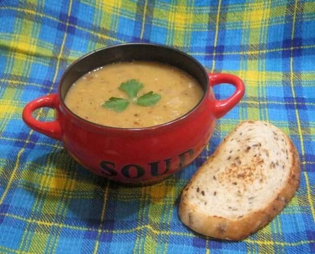 Гороховый суп по-шведски. Сытный и ароматный супчик у вас на столе 2