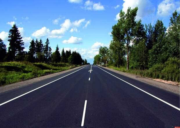 105 километров региональных дорог отремонтируют в Верхневолжье в 2021 году