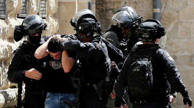 В Израиле с начала беспорядков задержали 900 человек