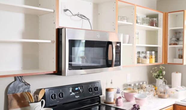 Как бюджетно переделать кухню