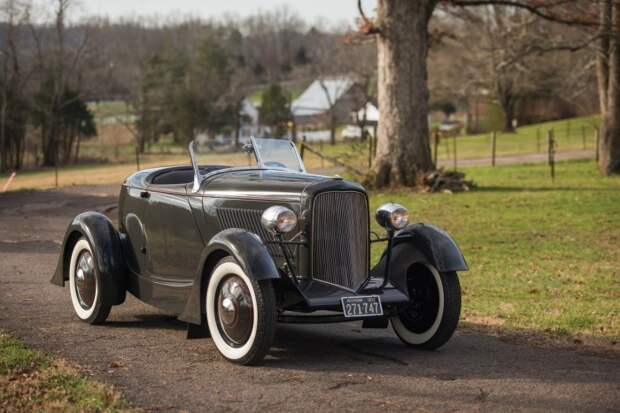 1932 Ford Speedster авто, автодизайн, концепт