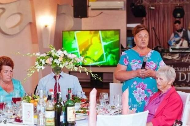 Прикольные свадебные торжества 7