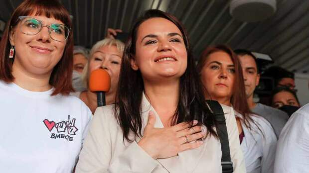 Чем Байден вызвал восторг беглых белорусских майданщиков?