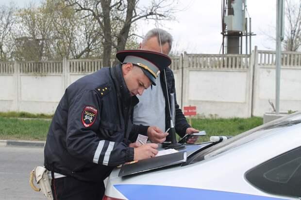 На дорогах Евпатории – операция «Нетрезвый водитель»
