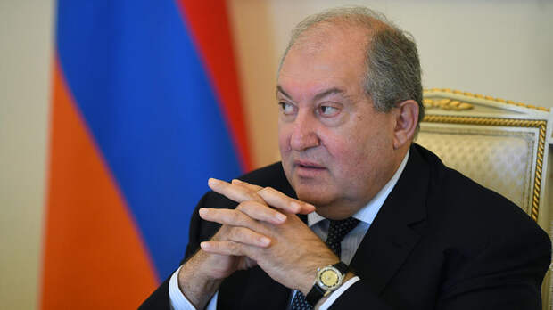 Президент Армении назначил внеочередные выборы в парламент на 20 июня