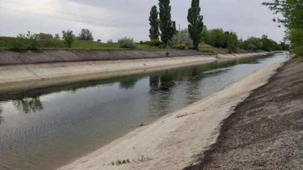 Наполнение Северо-Крымского канала водой окрестили новым чудом