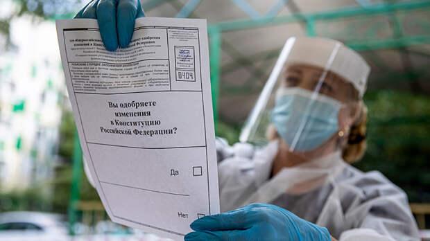 Медведев боится: Новый поворот в голосовании по Конституции от Михеева