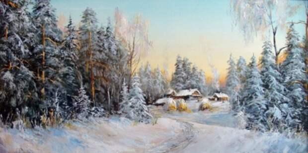 художник Александр Леднёв картины – 14