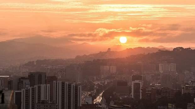 Панорама Каракаса, Венесуэла - РИА Новости, 1920, 10.05.2021