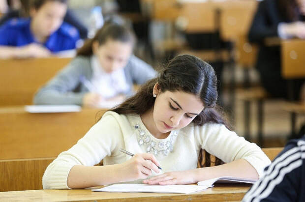 На Кубани начались экзамены для одиннадцатиклассников