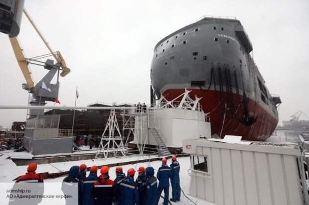 В Китае объяснили, почему российский «Северный полюс» сильно беспокоит США
