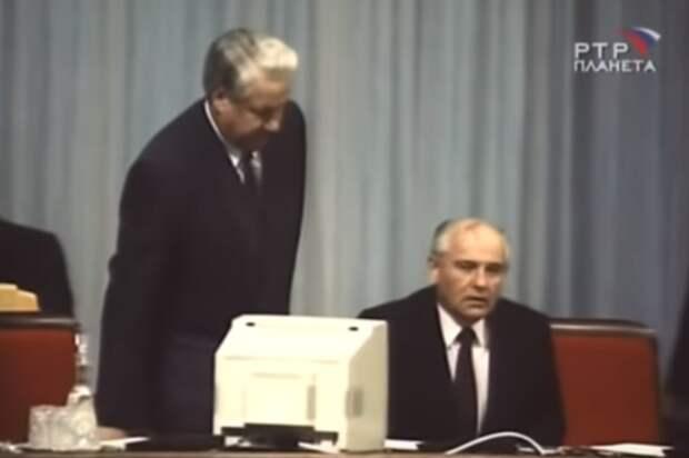 Пленум, кадр из видео: РТР Планета