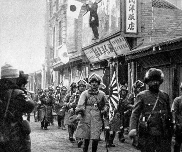 Как «русские самураи» воевали за Японию во Второй мировой