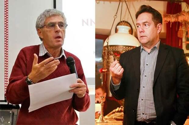 Еще один политик либеральной ориентации Гозман отказался от дебатов с Платошкиным, выдвинув неприемлемые условия