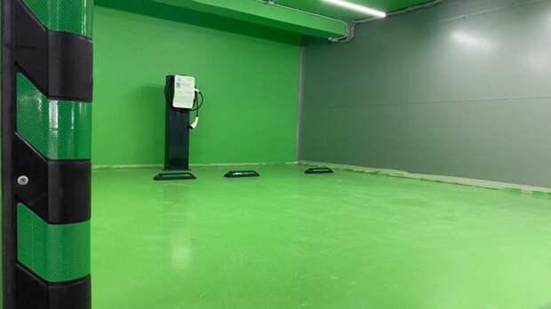 Первая общедоступная заправка для электрокаров откроется наСтаврополье доконца мая