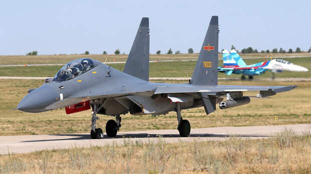 EurAsian Times: российский Су-30МКИ может «перехитрить» китайскую «невидимку» J-20