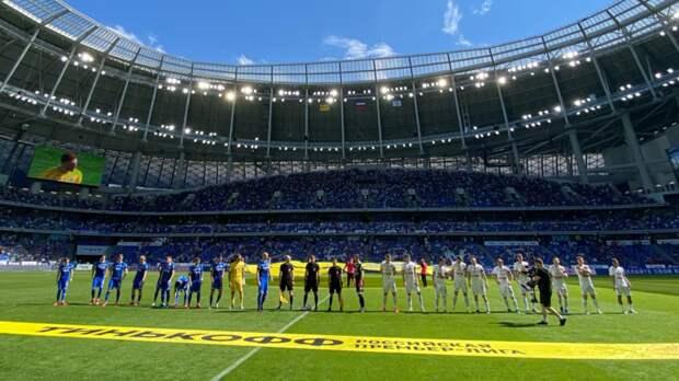 ЦСКА открыл счёт в матче РПЛ с «Динамо»