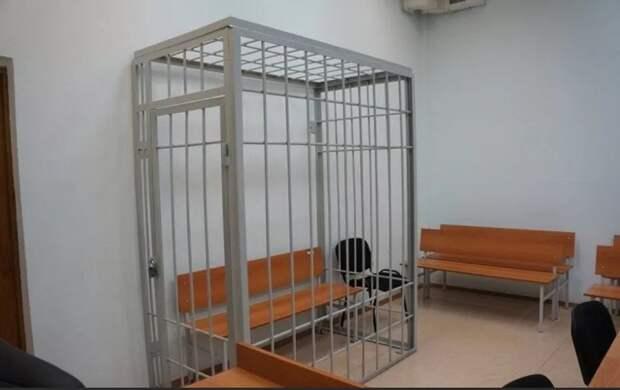 Клетки в залах судов будут отменены
