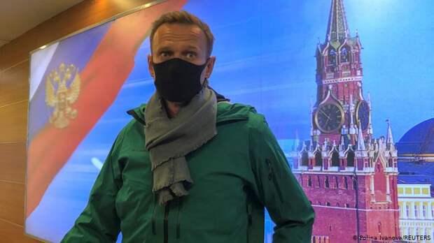 В МИД РФ назвали основных кураторов Навального