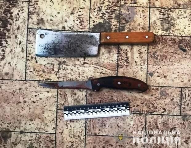 В Киеве мужчина ударил брата ножом