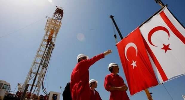 Турция газ