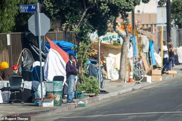 Лос-Анджелес: знайте, всё кончено