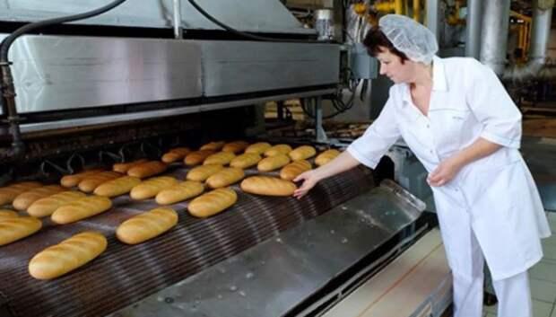 Более 3,5 тыс человек заняты в сфере пищевой и перерабатывающей промышленности в Подольске