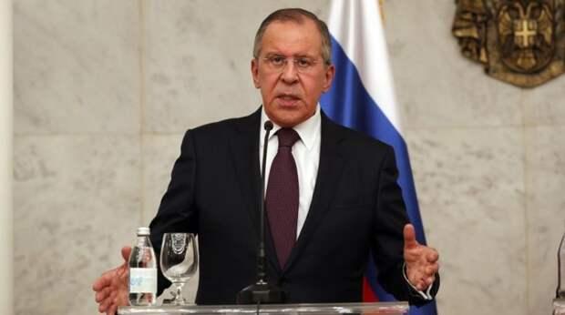 Лавров указал на равнодушие Совета Европы из-за дискриминации русских на Украине