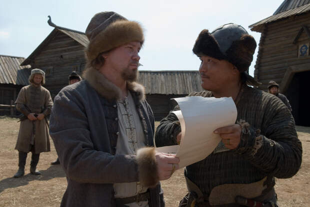 Кадр из фильма «Орда»