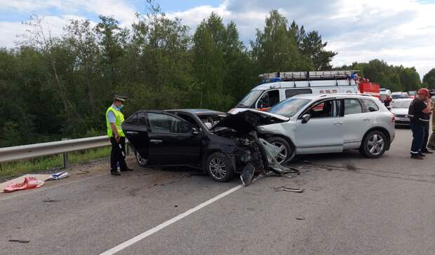 Водитель был пьян: два человека погибли вДТП под Нижним Тагилом