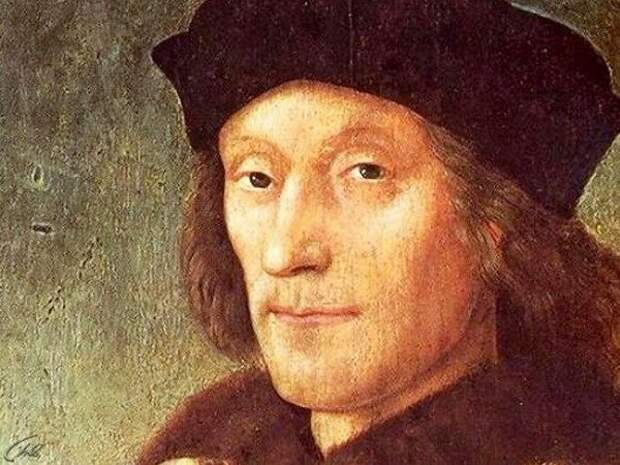 Генрих VII, отец Генриха VIII