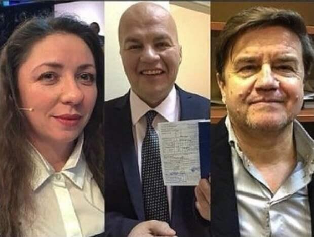 Туда и дорога: на Украине предложили отправить Ковтуна и Карасева в «Дом-3»