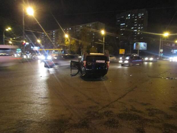 Ребенок получил травмы в аварии на улице Удмуртской в Ижевске