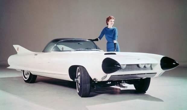 3. Cadillac Cyclone авто, автомобили будущего, уникальные автомобили