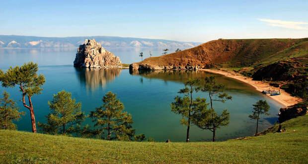 Как на самом деле выглядит дно глубочайшего озера – «Байкал»