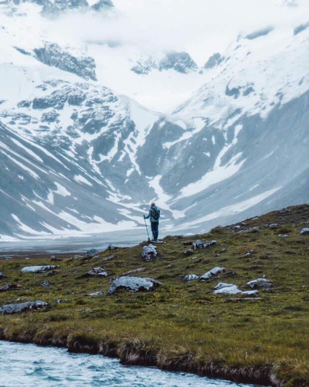 Увлекательные фотографии из путешествий Даниэля Шифферли