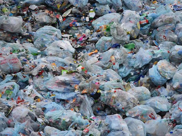 Российский «Сибур» вошел в топ-10 компаний, ответственных за загрязнение мира пластиком