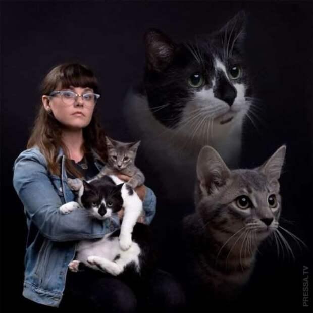 душевные трогательные фотосессия для домашних животных обладает очень