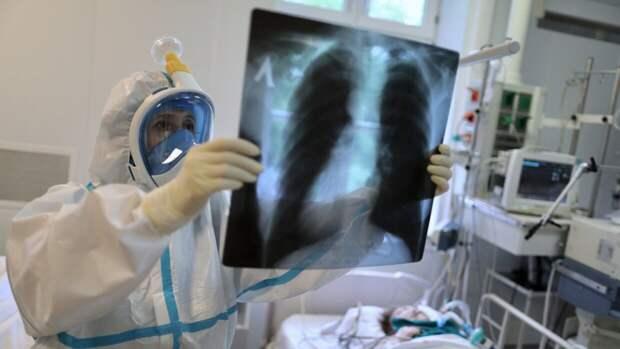 В Москве за сутки скончались 15 пациентов с коронавирусом