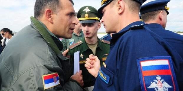 Представительство Минобороны РФ в Сербии навело панику на косовских сепаратистов