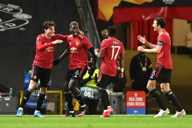 «Рома» — «Манчестер Юнайтед»: стартовые составы на ответный матч полуфинала ЛЕ
