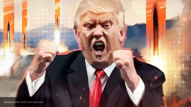 """Трамп готовится """"свести с ума"""" демократов ради победы на выборах в США"""