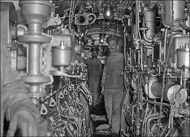 Какие люди служили на царских подводных лодках