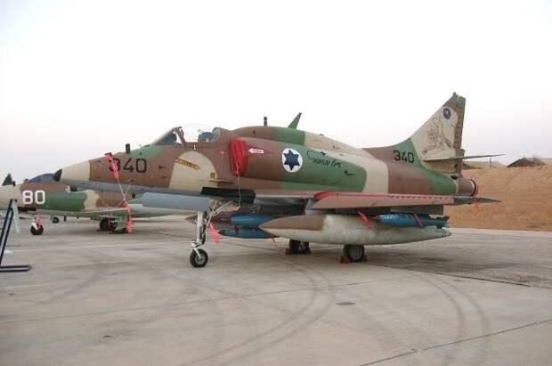 ВВС Израиля поразили в Газе пять домов командиров ХАМАС