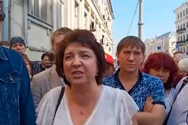 Анжелика Егоровна (жена Платошкина)