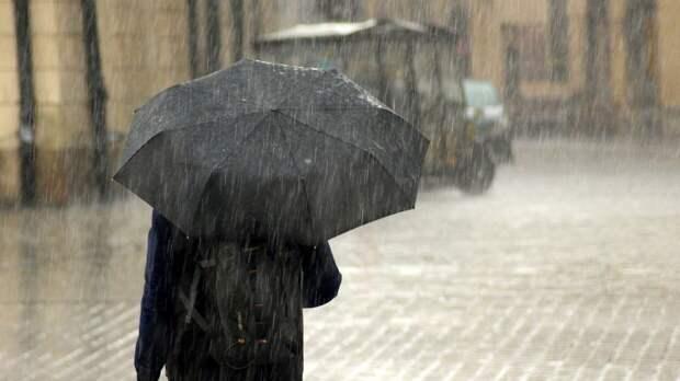 МЧС Ленобласти объявило в регионе штормовое предупреждение из-за сильных дождей