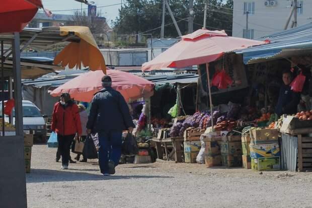 Севастопольские рынки будут жить по старым правилам еще 10 лет