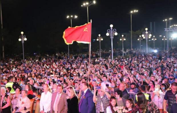 Узбекский политик: флаг СССР – это флаг захватчиков. А что сделали узбекские «не захватчики» с 1991 года?
