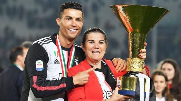 Роналду: «Очень рад выиграть еще один титул на службе у великого клуба»